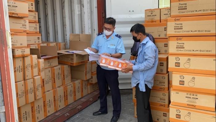TPHCM: 5 nhóm hàng xuất khẩu trên 1 tỷ USD