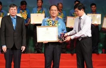Chủ tịch công đoàn cơ sở Cục Hải quan Quảng Ngãi được tuyên dương toàn quốc