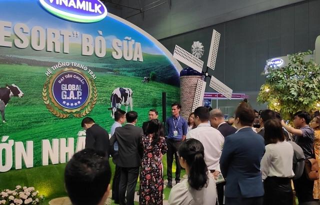 gan 100 doanh nghiep tham gia vietnam pfa 2019