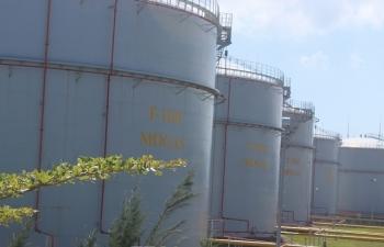 Hải quan Khánh Hòa: Thu ngân sách từ xăng dầu giảm hơn 82%
