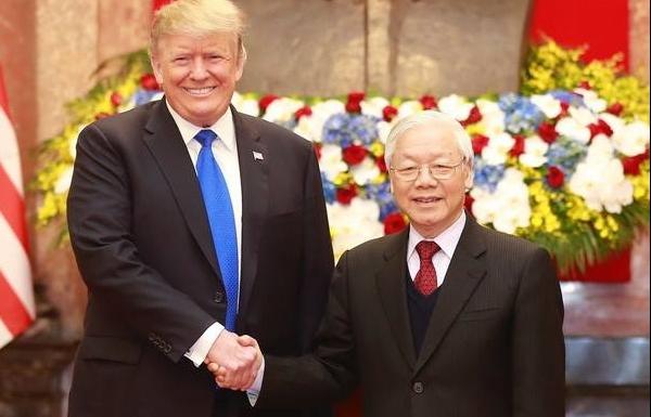 25 năm quan hệ ngoại giao Việt Nam- Hoa Kỳ