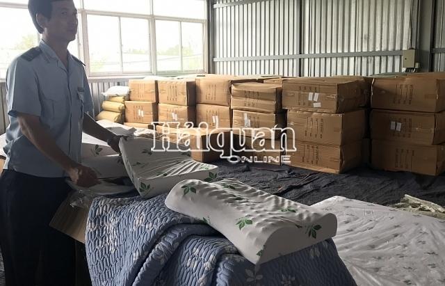 Khởi tố doanh nghiệp nhập hàng giả mạo xuất xứ Việt Nam