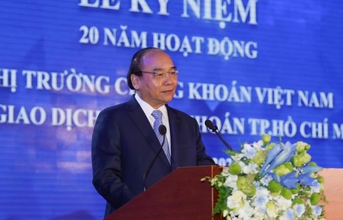 Thủ tướng chỉ đạo 7 nhiệm vụ quan trọng phát triển thị trường chứng khoán