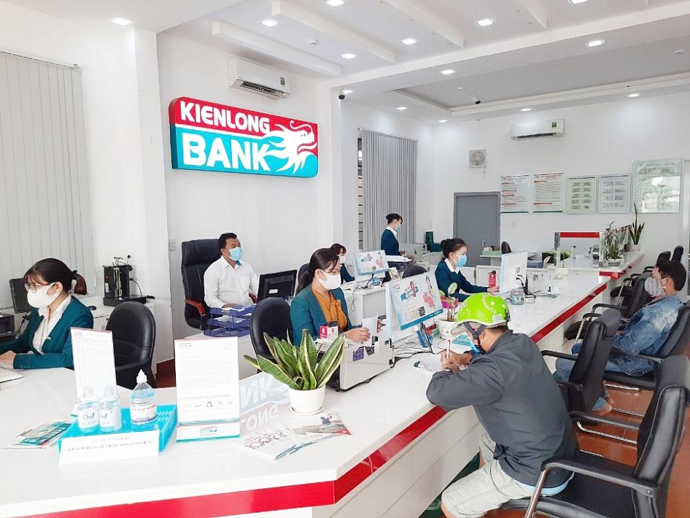Kienlongbank miễn phí chuyển tiền trong và ngoài hệ thống
