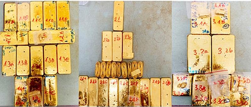 Bắt trùm buôn lậu ở An Giang