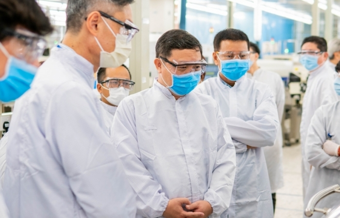 Intel Việt Nam xuất khẩu hàng hóa đạt trên 6,7 tỷ USD