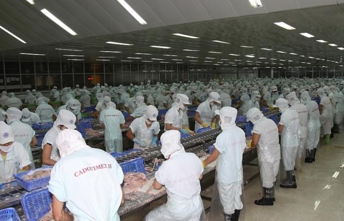 Gần 1 nửa số doanh nghiệp trong KCN Sa Đéc ngưng hoạt động