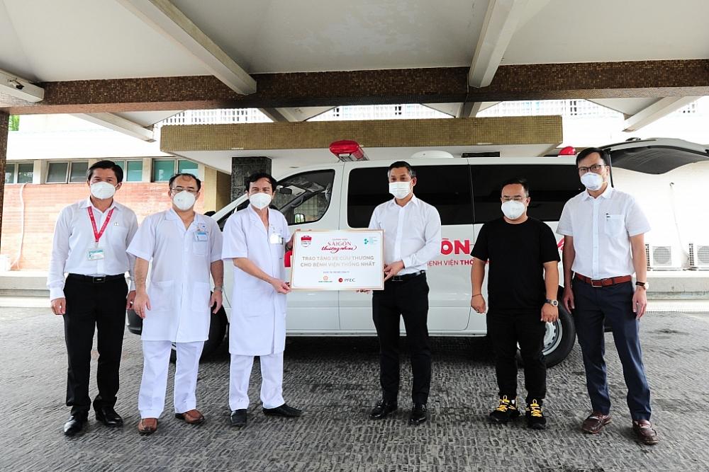 Tập đoàn Hưng Thịnh hỗ trợ khẩn hàng chục tỷ đồng cho TPHCM chống dịch Covid-19