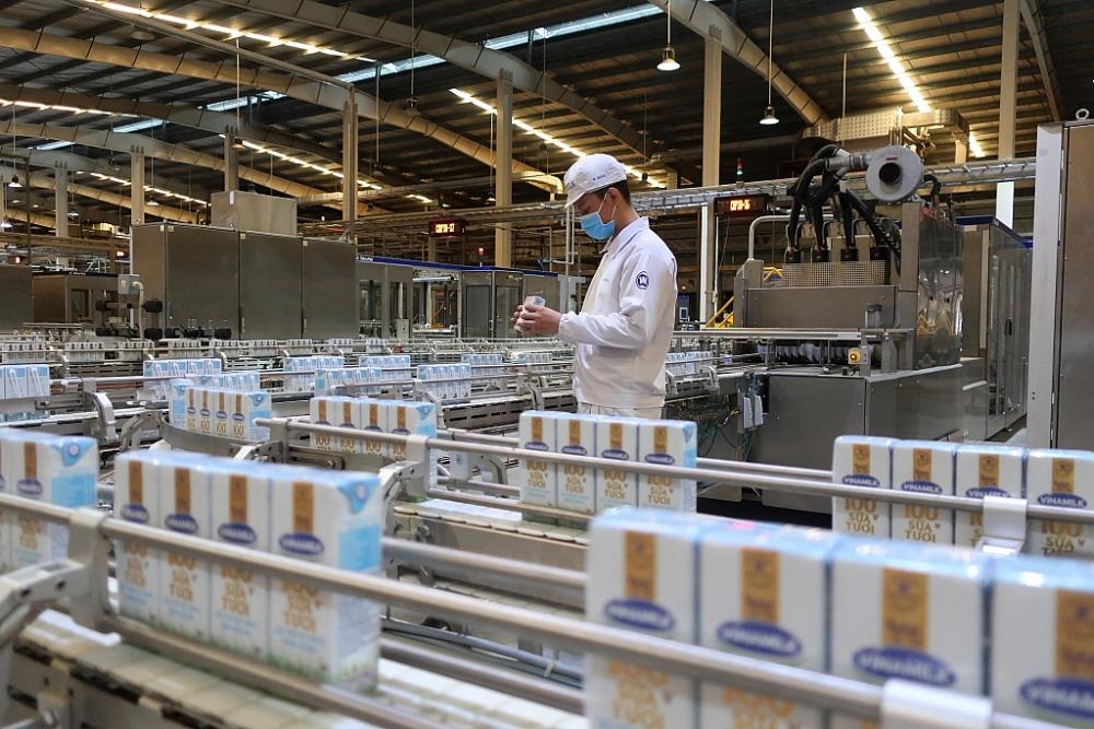 Xuất khẩu tăng trưởng hai con số, Vinamilk đạt doanh thu quý 2 cao kỷ lục