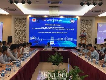Hải quan TPHCM đối thoại với gần 200 đại lý hải quan