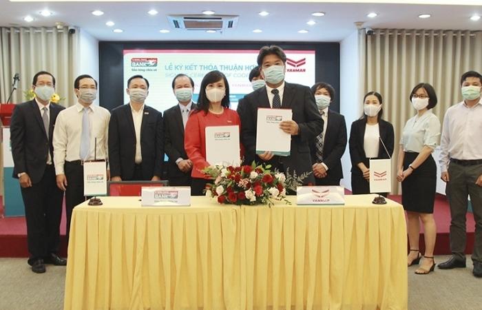 Kienlongbank hợp tác với Yanmar hỗ trợ khách hàng mua trang thiết bị, máy móc