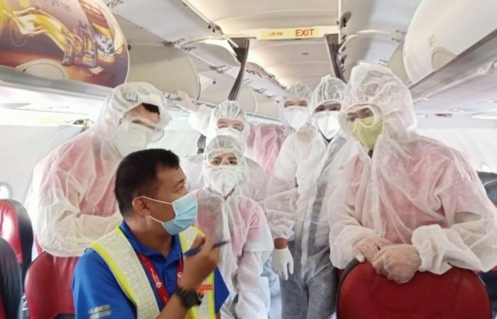 Vietjet thực hiện 4 chuyến bay hỗ trợ hành khách mắc kẹt tại Đà Nẵng