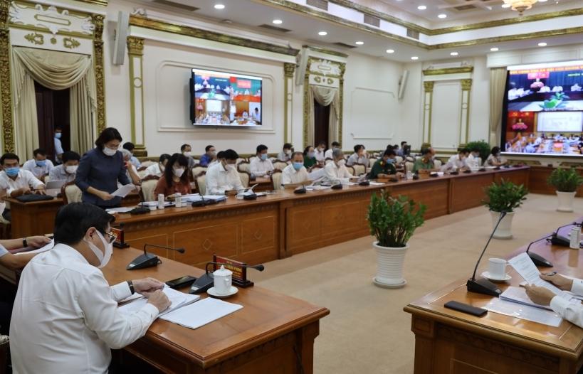 TPHCM: Bàn giải pháp giải ngân vốn đầu tư công