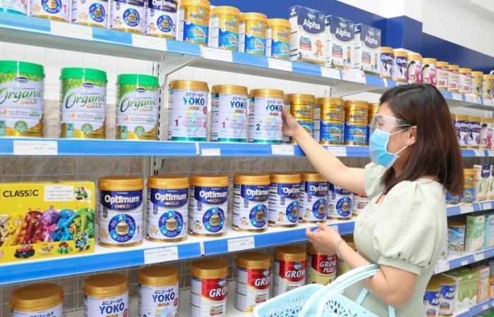 Vinamilk san sẻ khó khó khăn mùa dịch, hỗ trợ người tiêu dùng trị giá trên 170 tỷ đồng