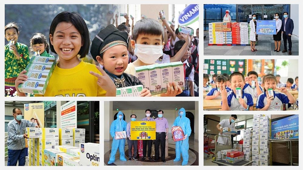 Một thập kỷ Vinamilk chinh phục người tiêu dùng Việt, thương hiệu sữa được chọn mua nhiều nhất