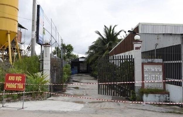 Giám đốc công ty thủy sản bị khởi tố vì làm lây lan dịch bệnh