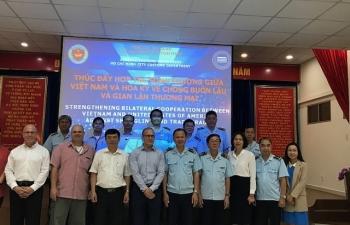 Hợp tác song phương giữa Việt Nam và Hoa Kỳ về chống buôn lậu, gian lận C/0
