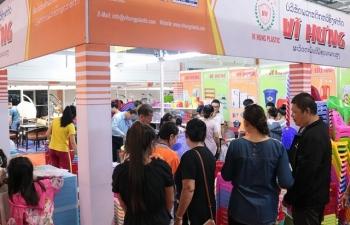 Hàng Việt thắng lớn ở Trung Lào