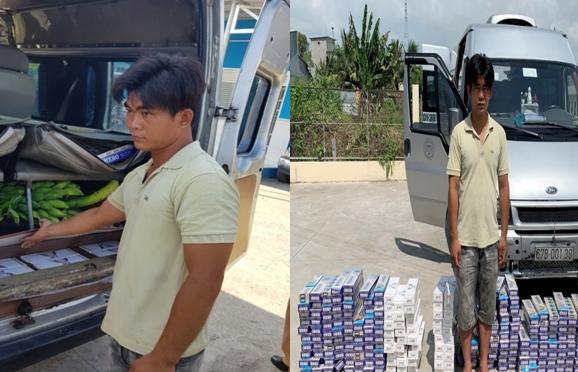 Khởi tố nam thanh niên vận chuyển 3.000 gói thuốc lá lậu