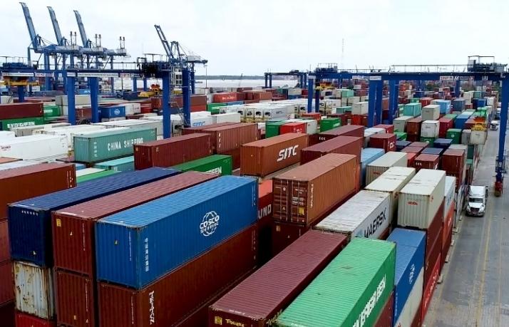 Giải quyết nhanh thủ tục hàng quá cảnh tồn đọng tại cảng Cát Lái