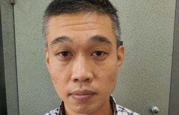 khoi to 8 doi tuong thuoc 2 doanh nghiep xnk