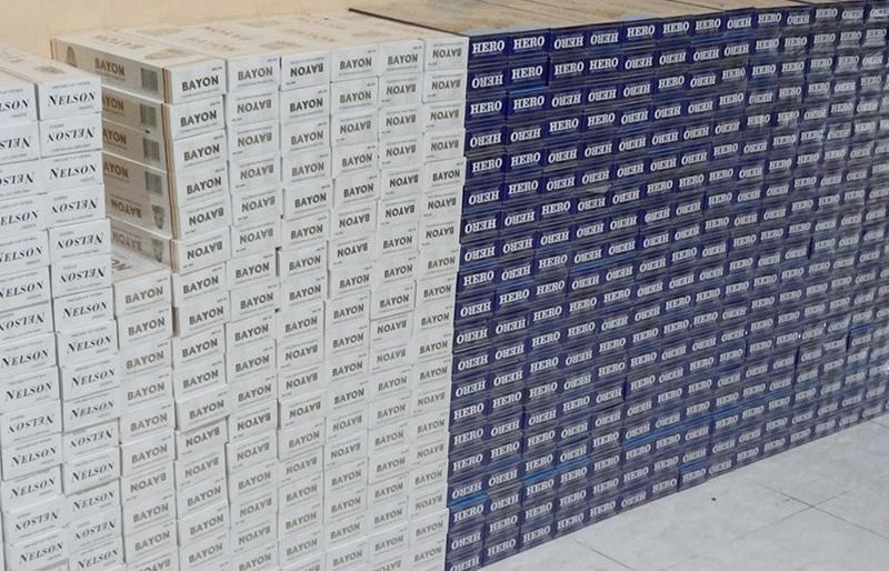 Công an khởi tố vụ buôn lậu 7.000 bao thuốc lá