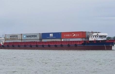 Giá cước thấp, doanh nghiệp chú trọng phát triển vận tải thủy nội địa