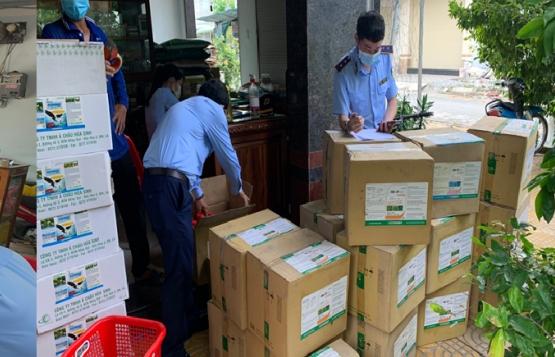 Một cửa hàng phân bón bán hơn 4.000 sản phẩm hết hạn sử dụng