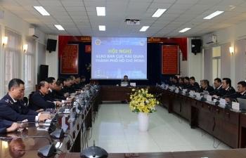 Nhiều kinh nghiệm nâng cao hiệu quả quản lý điều hành của Hải quan TPHCM