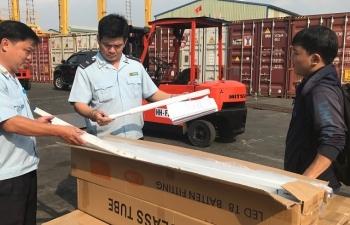 Gần 50.000 doanh nghiệp làm thủ tục XNK qua các cửa khẩu TPHCM