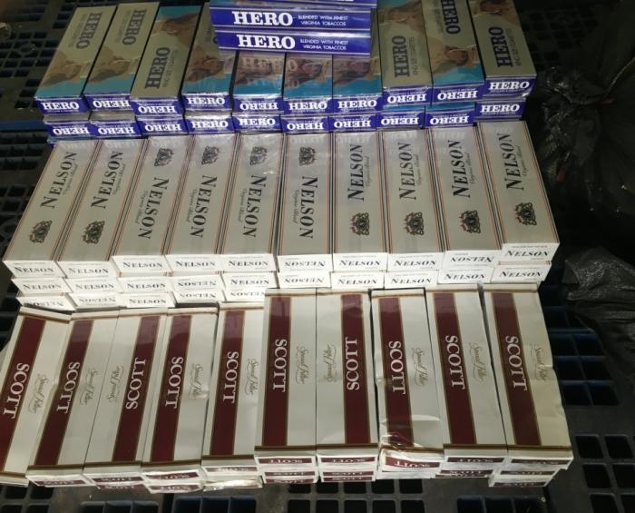 Hải quan Đồng Tháp liên tục bắt giữ thuốc lá lậu