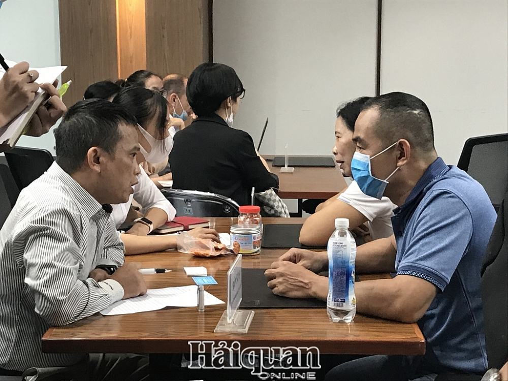 Kết nối, tăng xuất khẩu hàng Việt Nam sang Thái Lan