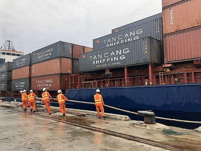 Thêm tuyến vận tải container đường biển TPHCM- Cam Ranh