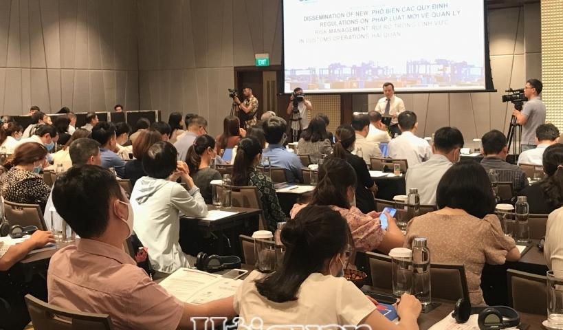 Trên 200 doanh nghiệp dự hội nghị phổ biến quy định pháp luật về quản lý rủi ro