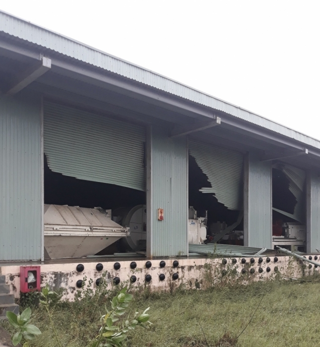 Chia sẻ với các đơn vị hải quan bị thiệt hại, ảnh hưởng bão lũ