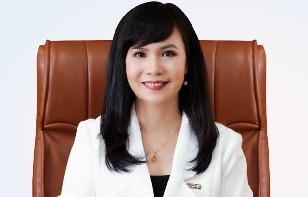 """""""Nữ tướng"""" Kienlongbank từ nhiệm chức danh Tổng Giám đốc"""