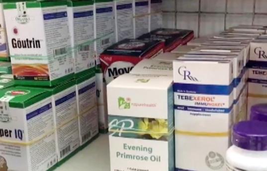 Tạm giữ 60.000 viên tân dược, thực phẩm chức năng không chứng từ