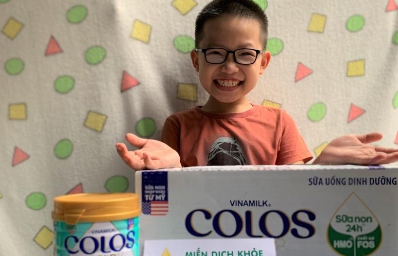 Vinamilk trao tặng 50.000 sản phẩm sữa cho con em cán bộ y, bác sĩ tuyến đầu