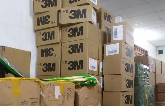 Xác minh làm rõ trên 200 thùng vật tư y tế có dấu hiệu vi phạm
