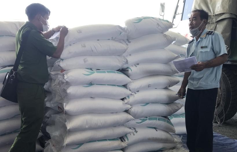 Hải quan An Giang: Thu ngân sách tăng cao từ mặt hàng đường cát
