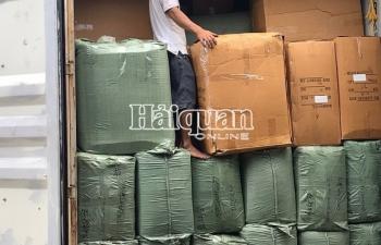 Khởi tố doanh nghiệp nhập khẩu 8 container máy móc đã qua sử dụng