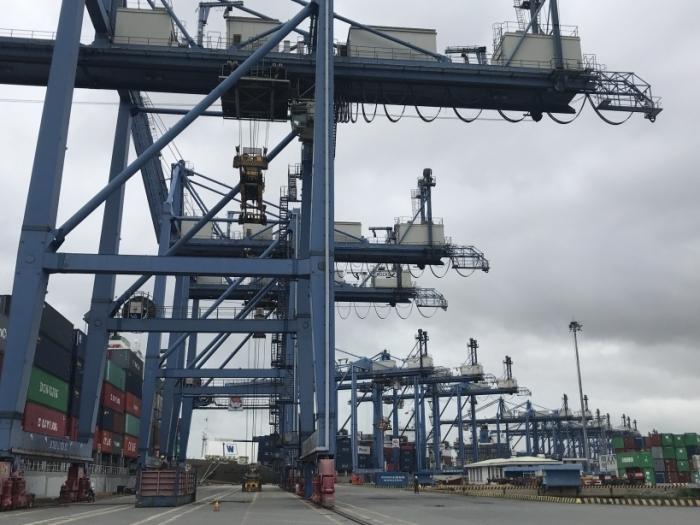 """Gần 700 container hàng nhập khẩu """"bỏ quên"""" tại cảng Cát Lái"""