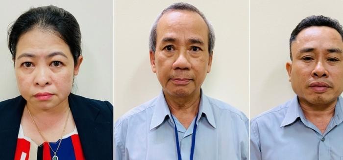 Giả mạo trong công tác, Phó Hiệu trưởng và 2 giáo viên bị bắt