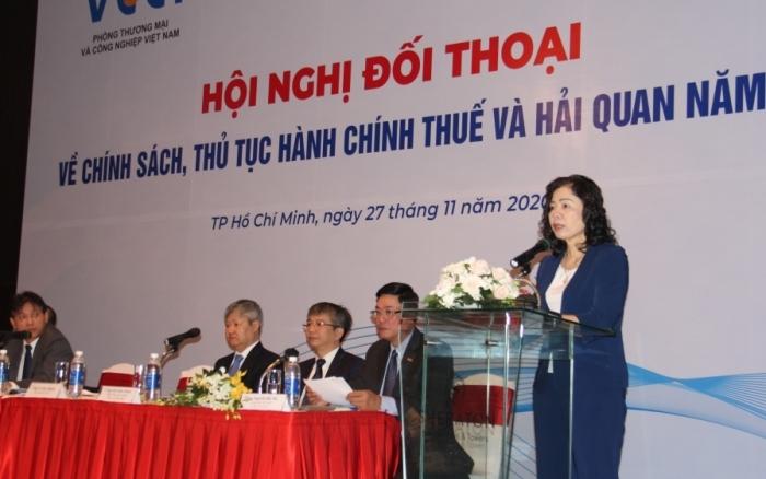 Bộ Tài chính đối thoại với trên 500 doanh nghiệp phía Nam