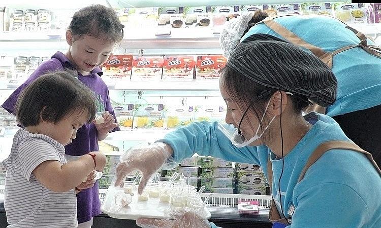 Doanh nghiệp sữa duy nhất 6 lần liên tiếp đạt Thương hiệu quốc gia