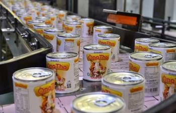 Nguyên liệu sản xuất sữa của Vinamilk vừa sử dụng trong nước, vừa nhập khẩu