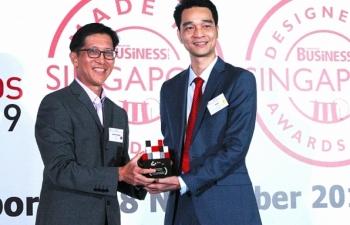 Vinamilk nhận giải thưởng doanh nghiệp xuất khẩu của châu Á năm 20019