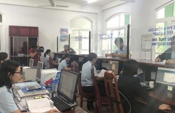 Hải quan Khánh Hòa: Số thu ngân sách giảm hơn 45%