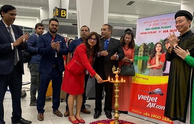 Vietjet khai trương hai đường bay thẳng đến Ấn Độ
