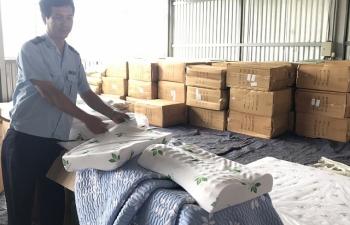 Thêm một vụ nhập khẩu hàng hóa giả mạo xuất xứ bị khởi tố